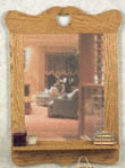 Country Mirror Woodcraft Pattern