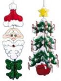 Christmas Mobile Pattern Set