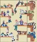 HANG Woodcraft Pattern Set