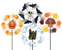 Fall Holiday Whirligigs Wood Plans Set