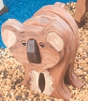 Layered Koala Woodcraft Pattern