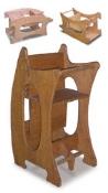 3 In 1 Doll Sitter Woodworking Pattern
