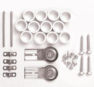 Halloween Ferris Wheel Parts Kit