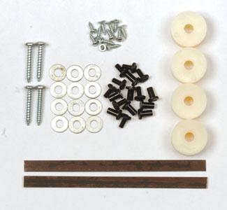 Teetering Character Parts Kit