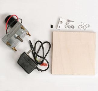 Carousel/Helicopter Motor Kit