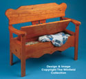 Deacons Bench Wood Project Plan