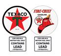 Gas Pump Decal Kit-Texaco