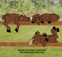 Moose Rail Pets Pattern