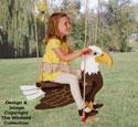 Eagle Swing Wood Plans