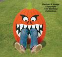 Hungry Pumpkin #1 Pattern