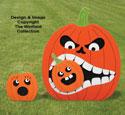 Hungry Pumpkin #2 Pattern