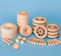 Early Construction Machine Parts Kit
