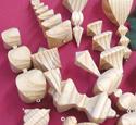 Compound Cut Mini Ornaments Project Pattern
