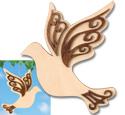 Doves In Flight Pattern Set