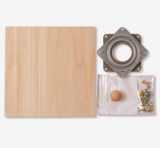 Incroyable Tabletop Carousel Parts Kit