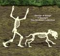 Skeleton Chase #2 Woodcraft Pattern