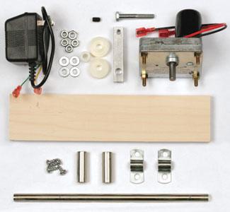 Teetering Motor and Hardware Kit