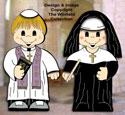 Dress-Up Darlings Priest & Nun Outfits Pattern