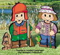 Dress-Up Darlings Outdoor Fun Outfits Pattern