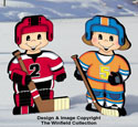 Dress-Up Darlings Hockey Outfits Pattern