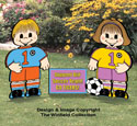 Dress-Up Darlings Soccer Outfits Pattern