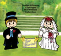 Dress-Up Darlings Wedding Outfits Pattern