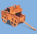 Hay Wagon Woodcraft Pattern
