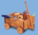 Toy Wagon Woodcraft Pattern