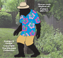 Bigfoot Clothes Set #1