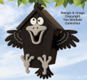 Krafty Krow Birdhouse Pattern