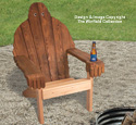 Bigfoot Adirondack Chair Pattern