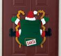 Santa Smash Woodcraft Pattern