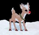 Rudolph Woodcrafting Pattern