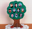 Family Tree Woodcraft Pattern
