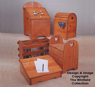 Small Furniture Patterns Set #2