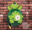 Frog Hose Caddy Woodcraft Pattern
