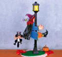 Misguided Witch Woodcraft Pattern