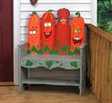 Pumpkin Bench Wood Plans