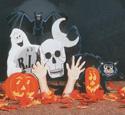 Halloween Decorations Pattern