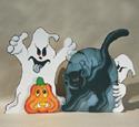 Ghostly Spirits Woodcrafting Pattern