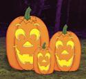 Pumpkin Patterns Combo Set
