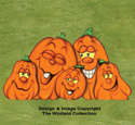 Medium Pumpkin Patch Pattern 21