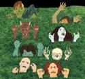 Zombies Patterns Combo Set