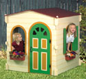 Portable Playhouse Woodworking Plan