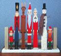 Little Board Buddies Pattern Set