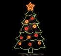Christmas Tree Nite-Lite Woodcraft Pattern