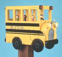 School Bus Mailbox Woodcraft Pattern