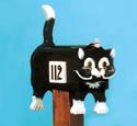 Cute Kitty Mailbox Woodcraft Pattern
