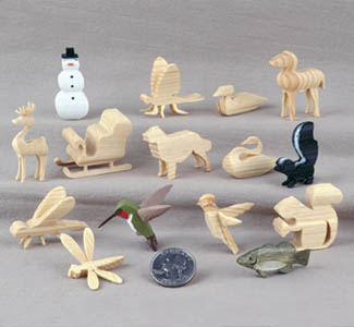 Other Scroll Saw Designs 3d Miniature Patterns