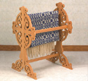Victorian Quilt Rack Scroll Saw Pattern